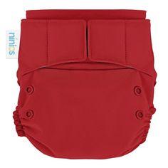 Pañal híbrido unitalla que incluye un absorbente impermeable y un super holder  [$279.00]