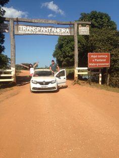 Pantanal, Transpantaneira