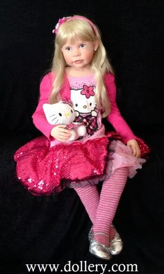 33rd Dollery Doll Show 2015
