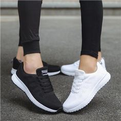 Cute Casual Shoes, Casual Sneakers, White Sneakers, Cute Shoes, Shoes Sneakers, Sneakers Women, Shoes Sandals, Footwear Shoes, Women's Casual