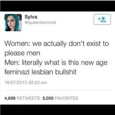 Men need to get it through their skulls women aren't just fucking objects to use at will to please themselves.