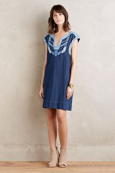Shop the Sanara Denim Dress and more Anthropologie at Anthropologie today. Read customer reviews, discover product details and more.