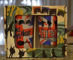 Radio Days #Beatles Films Set of Two 16 Oz Help & A Hard Day's Night Glass Cups  #RadioDays