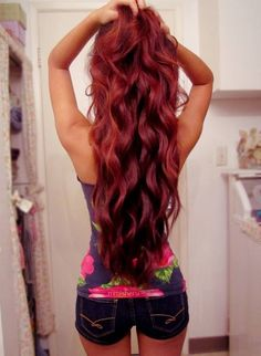 Lovely hair!!