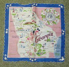 handkerchief georgia