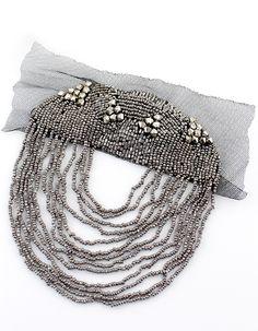 Broche perlas plateado 4.76.