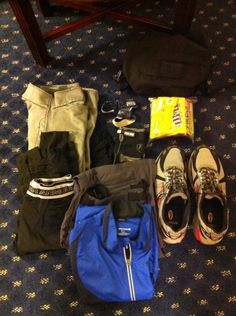 I will have a longer post on taking the GORUCK Challenge as part of Class 110 in Baltimore soon, but in the mean time I wanted to itemize out the gear I wore and carried with me in my GORUCK GR1.