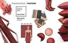 Kravet Fabrics | Home Furnishings | Collections: Trends - Marsala