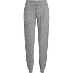 Sweaty Betty Ahimsa Yoga Pants ($115) ❤ liked on Polyvore featuring activewear, activewear pants, pants, bottoms, sweatpants, trousers, jeans, stonemarl, lightweight sweatpants and cuff sweat pants
