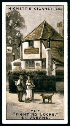 Cigarette Card - The Running Horse, Leatherhead by cigcardpix, via My Dream Car, Dream Cars, Disused Stations, Running Horses, St Albans, Vintage Cards, Travel Posters, Illustrations, Vintage Posters