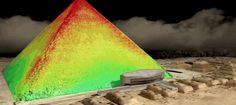 Un nuevo proyecto usará rayos cósmicos para revelar cámaras ocultas en las pirámides