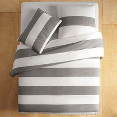 Learn how to make a duvet for VERY cheap!