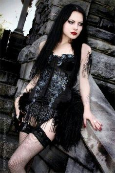goth girl clothes - Google Search