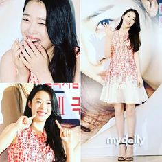 "ADMIN : MeU Aʀɛʄɛɦ on Instagram: ""Sulli at SK-II Aurora Essence Launching Event : Pretty   @jin_ri_sul ✅ ✔ #choijinri #sulli #sullichoi #sullifx #thankyousulli #lovely #nice #beautiful #fxsulli #jin_ri_sul #photoshoot #amazingpicture #cute #smile #style #star #mostbeautifulgirl #persianmeu #lips #actress #singer #dancer #supportsulli #cool #daebak #angel #giantbaby #l4l #like4like #iranianmeu"""
