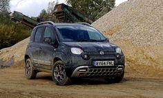 Fiat Panda Cross: tiny but tough