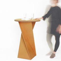 Cardboard Furniture, Table Furniture, Furniture Design, Innovation, Woodworking, Inspiration, Home Decor, Studio, Bedroom