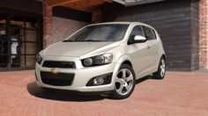 Build Your Own Hatchback: 2014 Chevy Sonic Hatchback | Chevrolet