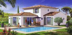 construction Maison 5 pièces sur terrain de 1500 à 2000 m2 - BAGNOLS EN FORET Provence Côte d'Azur