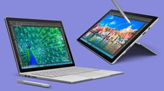 Microsoft's perfected tablet goes up against its first laptop