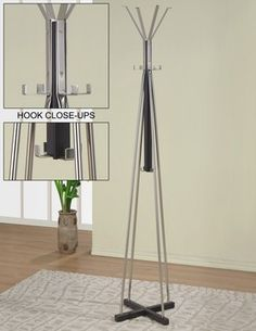 Delta Coat Rack cont