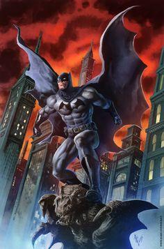 Batman by Alan Quah *