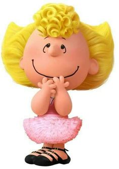 Sally Brown-Charlie Brown's little sister