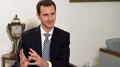 """Bashar al-Assad: """"Há 80 países que apoiam os terroristas na Síria""""   Internacional   EL PAÍS Brasil  Tem que ser respeitado!"""