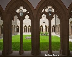 Luther site of special interest - The Evangelical Monastery of St Augustine's in Erfurt | Awakenings