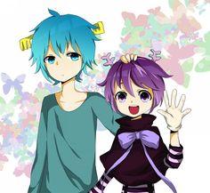 Lumpy & Mime 01