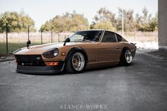 "Chasing The ""Right One"" – John Sandras's 1971 Datsun 240Z Mike Burroughs"