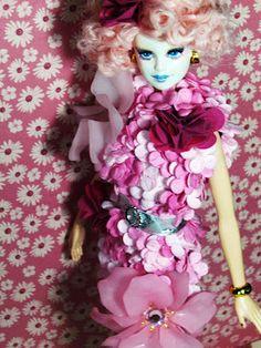 Effie trinket doll
