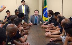 ALEXANDRE GUERREIRO: Deputado Federal André Moura (Líder do Governo na ...