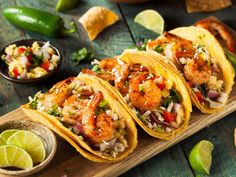 3 recipes that will spice up your taco Tuesday in a snap. | Health.com