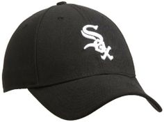 MLB Chicago White Sox Pinch Hitter Wool Replica Adjustable Cap, Black by New Era. $17.95. Team logo embroidered on front of cap. Wool Replica Game Cap with adjustable Velcro closure.. Officially licensed by Major League Baseball. Cotton. About New Era                Founded in 1920, the New Era Cap Company is the leading headwear manufacturer and creator of New Era Apparel, products that transcend time, culture, sport, and fashion. Producing more than 35 million caps ...