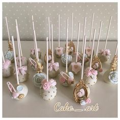 36 New ideas for baby shower cake pops recipe cakepops Baby Shower Cake Pops, Shower Cakes, Baby Shower Themes, Baby Shower Decorations, Elephant Cake Pops, Elephant Cakes, Raspberry Smoothie, Apple Smoothies, Cakepops