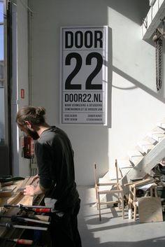 LOCATIE: STRIJP R Halvemaanstraat 22 = DOOR 22