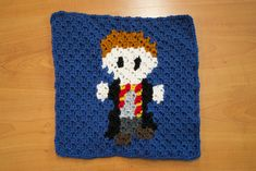 HP CAL Square #9 (1 of 2) Ron Weasley