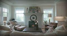 Interior design of a Hunstville home | Rafters of Musoka