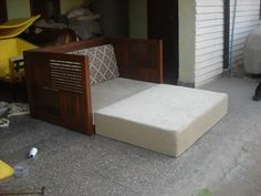 Easy option for sofa cum bed