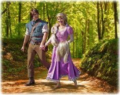 Eugene and Rapunzel Fitzherbert