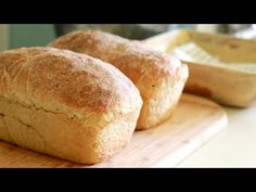 Recipe | The Easiest Homemade Bread in HISTORY