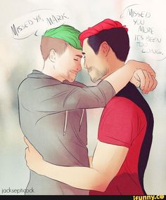 Markiplier And Jacksepticeye Love Fanfiction