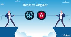 React or Angular have been one of the prime javascript frameworks of recent times. Both have their specialities and both are doing extremely well in the IT industry. Here, I will provide you with a featured-based comparison of Angular vs React which will help you to solve all your doubts and provide you with a different perspective. App Development Companies, Web Development, React App, Life Cycles, Mobile Application, User Interface, Search Engine, Perspective
