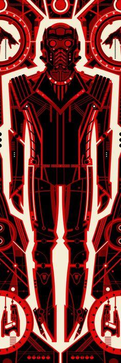 Star-Lord by ron-guyatt.deviantart.com on @deviantART