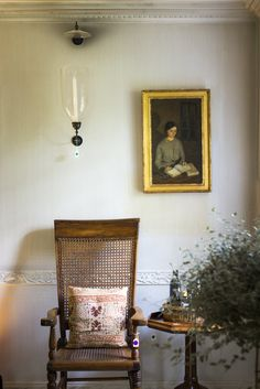 Bunny Mellon's Keen Eye Is a Boon to Sotheby's - NYTimes.com  Dining room portrait by Gwen John.