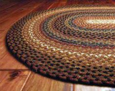 How Much Material Is Needed for Braided Rugs? (each sq ft of rug needs 1/2 lb braid)