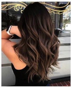 Rich Brown Hair, Brown Hair With Highlights, Brown Hair Colors, Darkest Brown Hair, Hair Color Ideas For Dark Hair, Brown Hair Inspo, Dark Hair With Lowlights, Fall Highlights, Ash Brown
