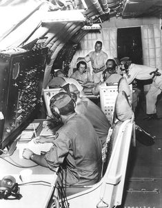 One of five Stratotankers, or airborne command posts, in Strategic Air Command, Command And Control, Women In History, Ancient History, Us Air Force, United States Army, African American History, American Civil War, Planes