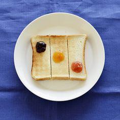 トーストで朝ごはん、毎朝のトーストにひと工夫 - 北欧、暮らしの道具店