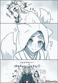 Anime Chibi, Fanarts Anime, Kawaii Anime, Manga Anime, Anime Art, Anime Characters, Anime Angel, Anime Demon, Monster Falls